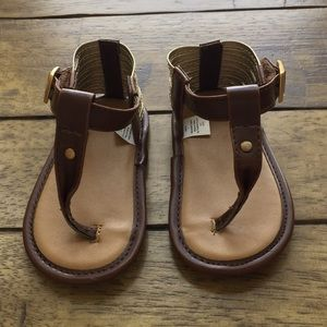 NWT Baby Girl sandals